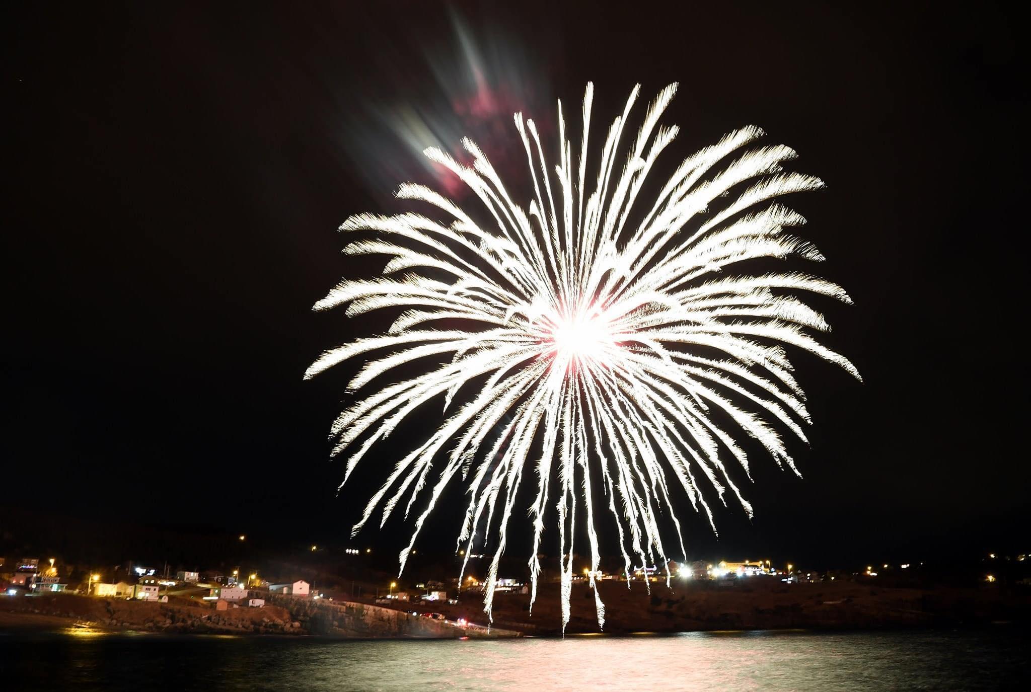 Fireworks over Harbour 2021